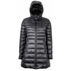 Куртка пуховая женские Armani Exchange WOMAN WOVEN DOWN JACKET QZ1023