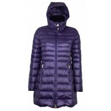 Куртка пуховая для женщин Armani Exchange WOMAN WOVEN DOWN JACKET QZ1024