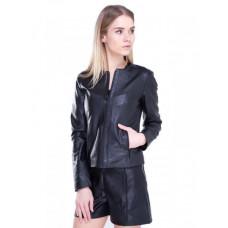 Куртка для женщин Armani Exchange WOMAN PVC/PLASTIC BLOUSON JACK QZ673