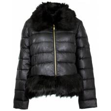 Куртка пуховая для женщин Armani Exchange WOMAN WOVEN DOWN JACKET QZ957