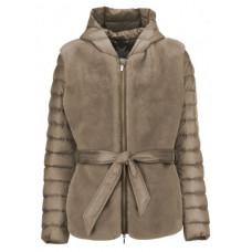 Куртка пуховая женские Geox WOMAN DOWN JACKET XA5900